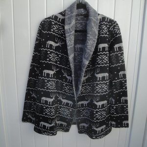 Anthropologie Threads 4 Thought Fleece Cardigan XS